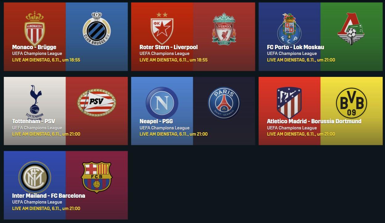champions-league-spieltag-dazn