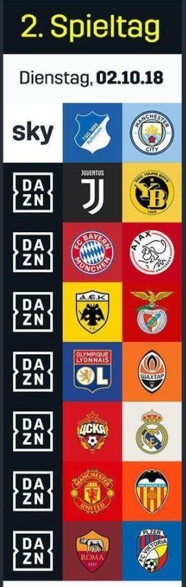 dazn-bayern-ajax-spiele-uebersicht