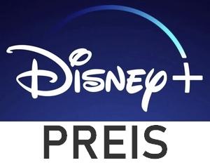 Preis Disney Plus