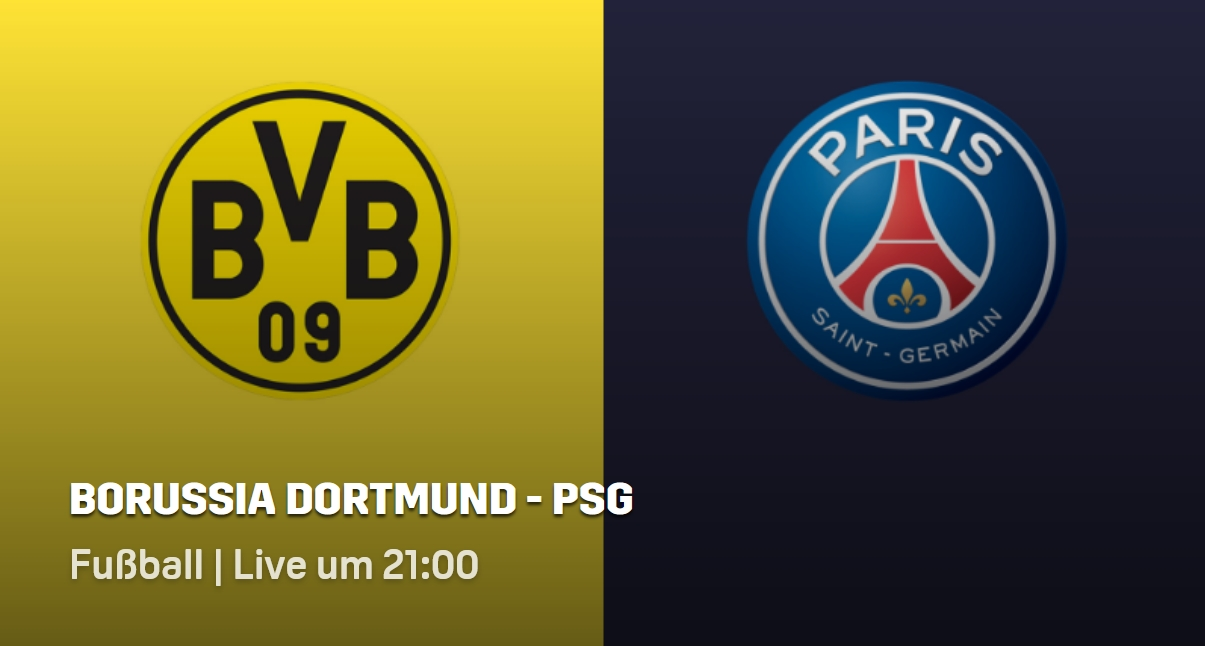 Dortmund Paris Stream