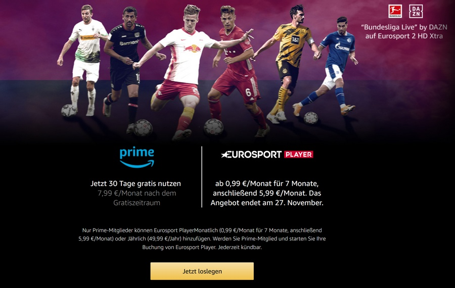 eurosport-player-amazon-angebot