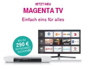 Telekom MagentaTV Tarif buchen - Jetzt 230€ Bonus sichern