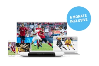 6 Monate GRATIS: Telekom Sport mit Sky Sport kompakt