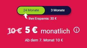 PŸUR HD-TV Special: Nur 5€ statt 10€