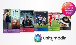 5€ Preisvorteil für Sky zu Unitymedia
