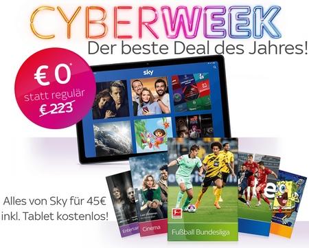 Sky Tv Angebote