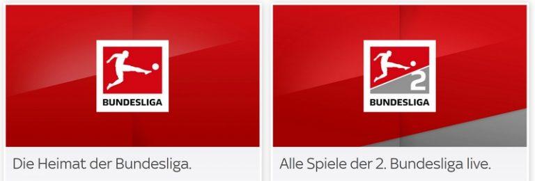 Sonntagsspiele Bundesliga Sky