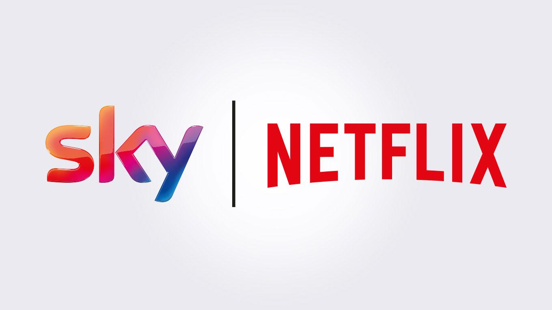NETFLIX & Sky Kombi: Sky inkl. Netflix schon ab 22,49€/Monat!