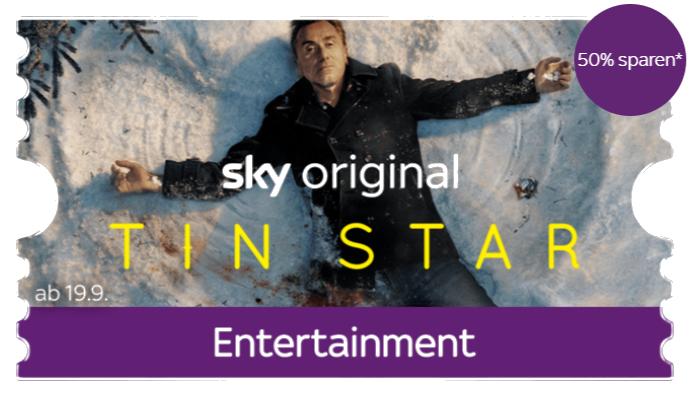 Sky Ticket: 50% Rabatt im 1.Monat