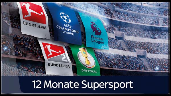 Sky Live-Sport 1 kompletten Monat lang ab nur 9,99€