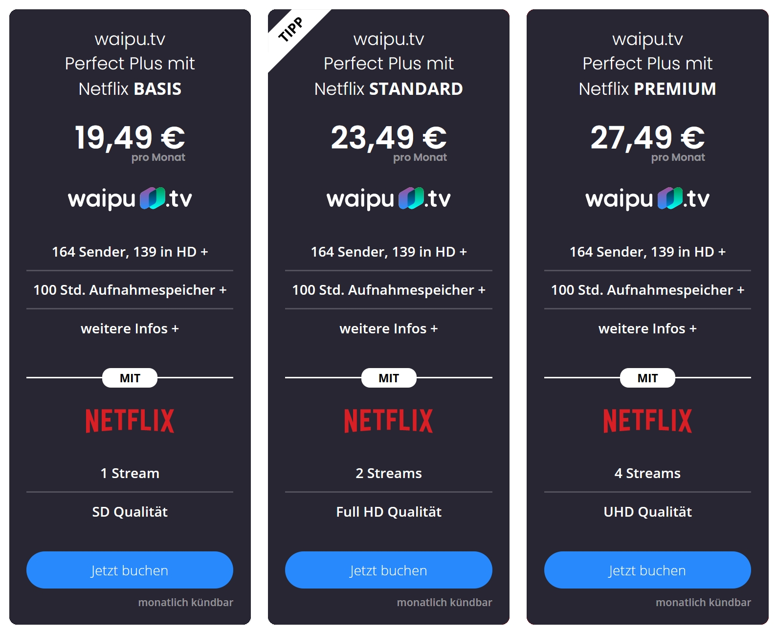waipu-tv-netflix-angebote